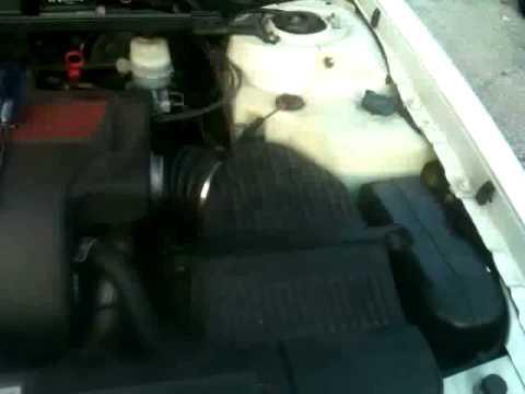 1997 Bonneville Air Filter