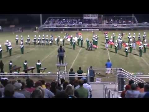 3rd Annual (2014) Sandhills Classic Band Invitational - West Florence High School Band