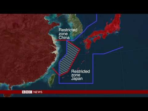 CHINA JAPAN ISLAND DISPUTE EXPLAINED - BBC NEWS