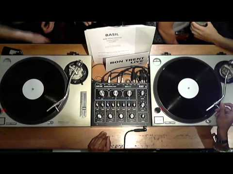 Live Broadcast Session w/ Ron Trent
