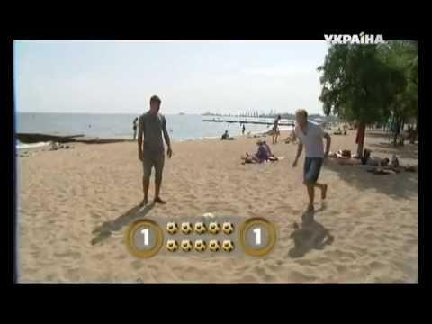 Рубрика Ты попал! - Фомин vs Полянский | Великий футбол
