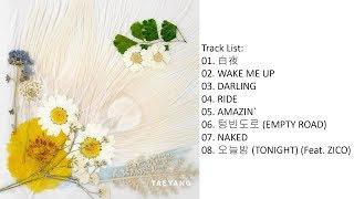 [Full Album] TAEYANG – WHITE NIGHT