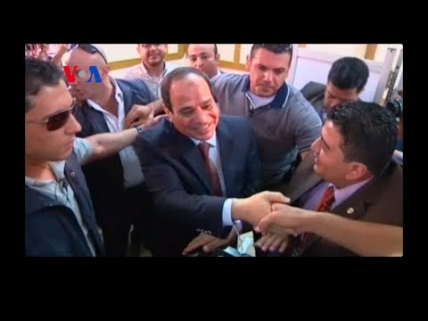 Egypt's New President: A Blast from the Past? (VOA On Assignment June 13, 2014)