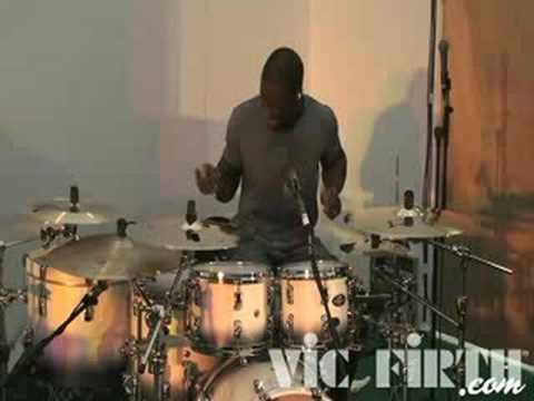 Jerry Brown at DrummerLive 2008