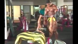 Joe Weider's Bodybuilding Training System Tape 2 - Basic Bodybuilding Techniques