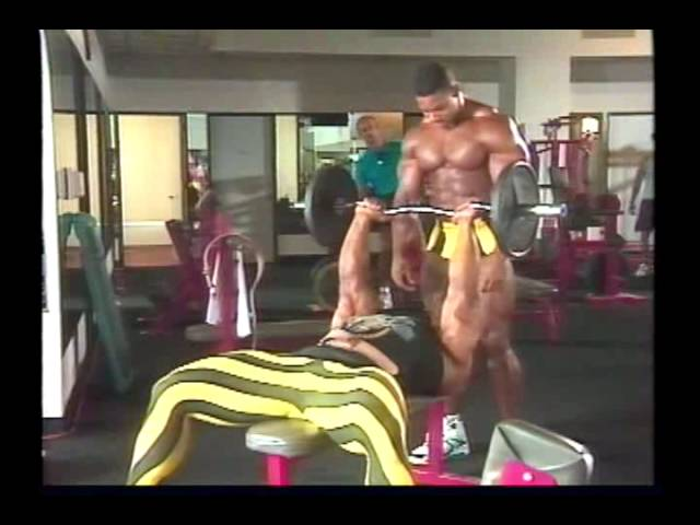 Joe Weider's Bodybuilding Training System Tape 2 - Basic Bodybuilding Techniques