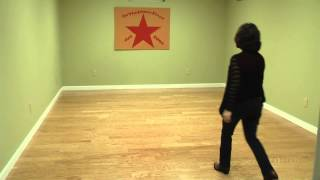 Linedance Lesson Come Dance With Me Choreo. Jo Thompson  Music by Nancy Hayes