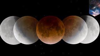 Blood moon: Longest lunar eclipse of century due end of July - TomoNews