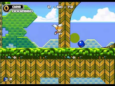 Ultimate Flash Sonic (Sonic) Gameplay with cheats