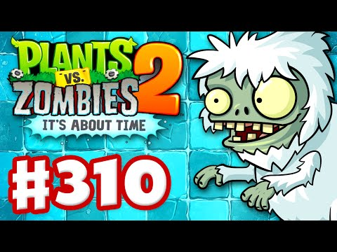 Plants vs. Zombies 2: It's About Time - Gameplay Walkthrough Part 310 - Frostbite Caves Part 2 (iOS)