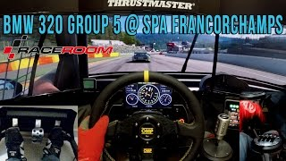 RaceRoom - New Spa Francorchamps - BMW 320 Turbo Group 5