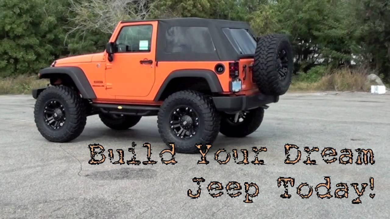 "18 Inch Tires >> 2012 Jeep Wrangler JK ""Crush"" CTB on 37's & 5.5"" Lift 310 ..."