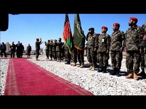Die vergessenen Gefangenen von Bagram in Afghanistan