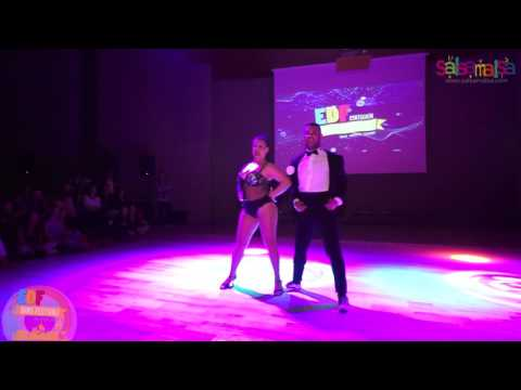 Sevil & Bekir Dance Performance - EDF 2016