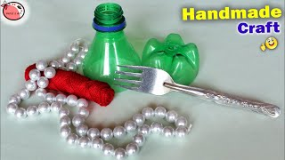 HEART Wall Hanging Making at Home || Best out of Waste || DIY Room Decor 2018 || Handmade Craft