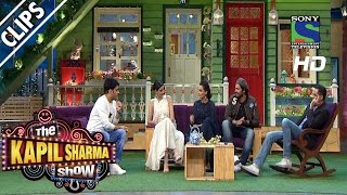 Kapil's little 'less Character' - Kapil Sharma Show- Episode 28- 24th July 2016