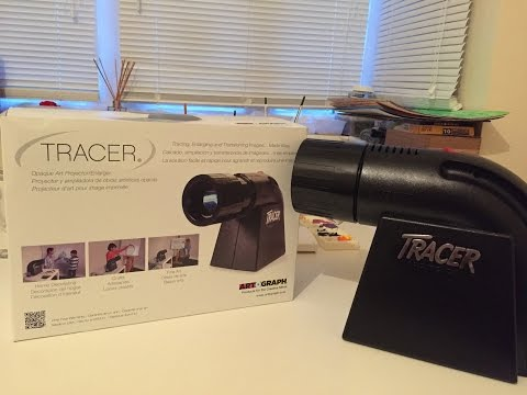 Artograph tracer projector how to save money and do it for Mirror projector review