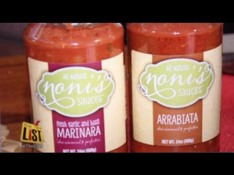 Noni's Sauces celebrates National Sauce Month