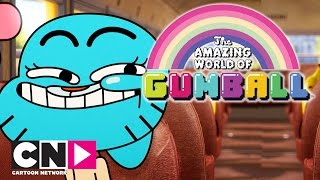 The Amazing World of Gumball | Skipping School | Cartoon Network
