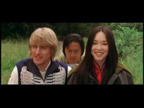 Shanghai Knight (Fann Wong Love Scene)