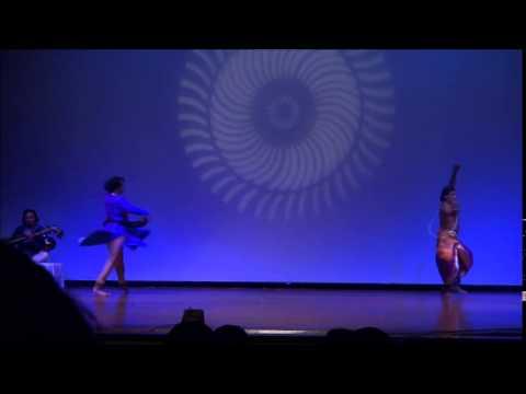 Bho Shambo Shiv Vandana Bharatnatyam and Kathak duet at IGCIC...
