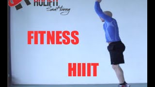 Programme fitness HIIT : Séance N°5