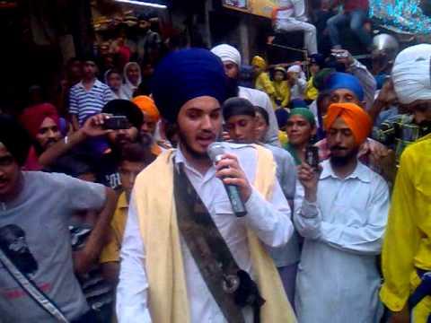 Sant Bhindranwale Te Khalistan Bare Shero Shyri By-ranjit Singh Damdami Taksal Amritsar video