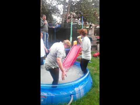 Cool Water Challenge 2014 Frauen von För de Freud
