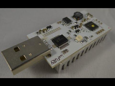 BitFury Ice Fury USB ASIC Setup (NanoFury)