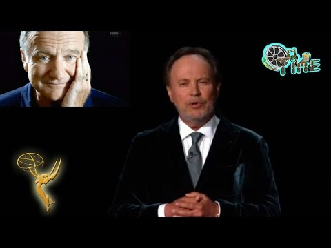 Billy Crystal Tribute to Robin Williams Emmys 2014 2014 Emmy Awards [REVIEW]