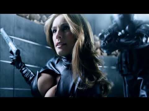 Kelly Brook in 'Metal Hurlant Chronicles'