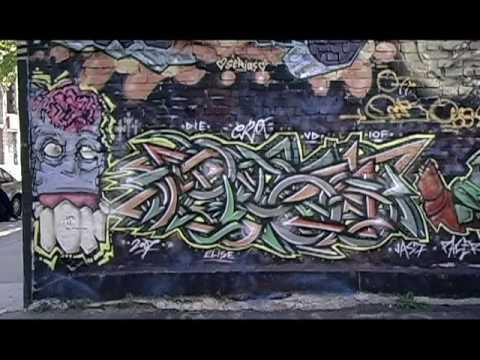 Graffiti Aftershots
