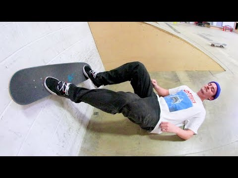 You Must Kickflip Every Surface! / Warehouse Wednesday