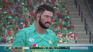 Bangladesh Vs. Pakistan || Warm Up Match World Cup 2019 ||Live Cricket Score||Ashes Cricket Gameplay