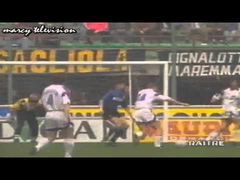 Inter - Fiorentina 1-2 10' Centofanti (IN), 26' Cois, 32' Padalino.