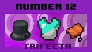 Trifecta #12 - Wearable Top Hat, Craftable Saddle, Class Switcher