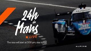 24h Le Mans Course Onboard 36 SIGNATECH ALPINE MATMUT