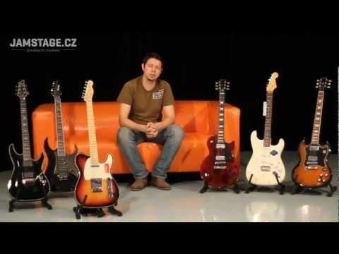 Pro Začátečníky - Jak Si Vybrat Ideální Elektrickou Kytaru?