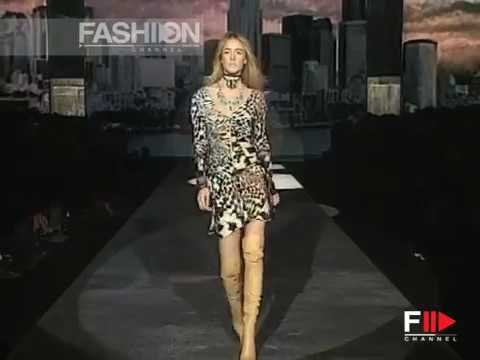 """Roberto Cavalli"" Autumn Winter 2003 2004 Milan 1 of 4 Pret a Porter Woman by FashionChannel"