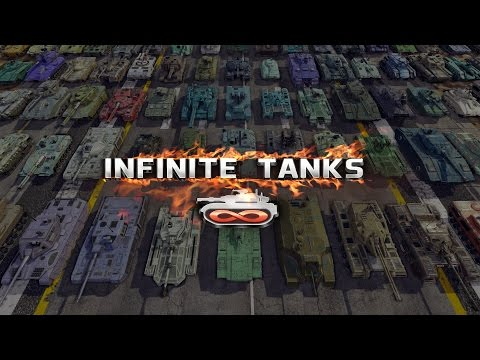 Infinite Tanks APK Cover