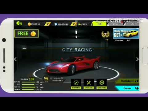 This is real hack the city racing game