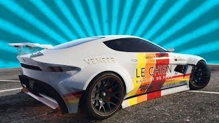 NEW $2,000,000 SPORTS CAR SPENDING SPREE! (GTA 5 ONLINE DLC)