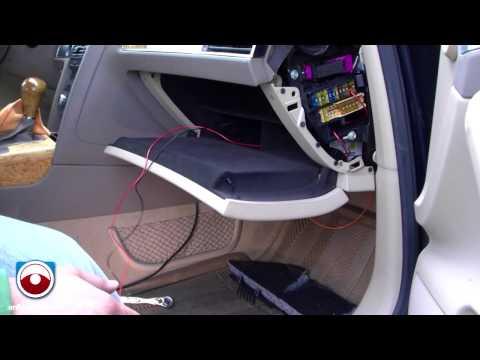 2005 - 2009 Audi A6 iPod AUX USB Adapter Install Dension GW51MO2 Spec.dock AUDIC6V2i Part 3 of 5