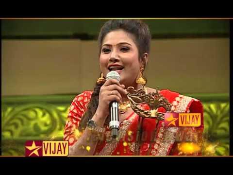 Vijay Television Awards   4th October 2015   Promo 6