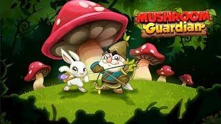 Mushroom Guardian - Gameplay Trailer (iOS, Android)