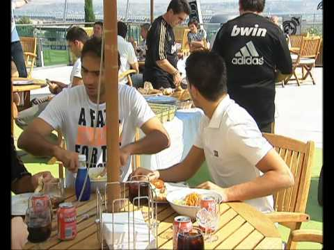 Cristiano Ronaldo Joined Mourinho's Barbeque Party