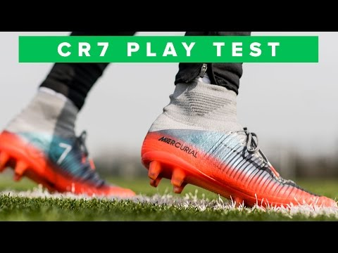 CR7 NIKE MERCURIAL SUPERFLY PLAY TEST | Chapter 4