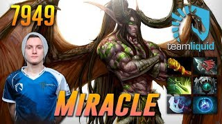Miracle Demon Marauder - 7949 MMR - Dota 2 Pro Gameplay