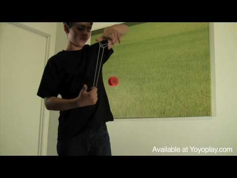 Duncan Mosquito Butterfly Yoyo Demo. with yoyoing
