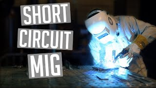 🔥Beginners Guide to SHORT CIRCUIT MIG WELDING